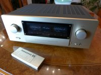 Accuphase E-530, amplificateur stéréo haut de gamme, télécommande. PIA, OVP, Top !!