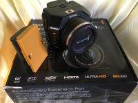 BlackMagic Design BMMSC Micro studio camera 4K