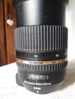Objectif TAMRON SP24-70mm F/2,8 DI VC USD pour nikon
