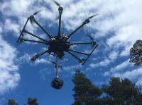 Drone DJI S1000 + Mât VR