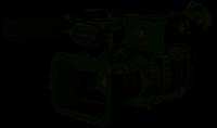 Vends unité tournage panasonic AG-UX180