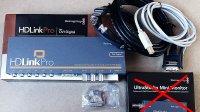 BLACKMAGIC HDLINKPRO avec cables : comme neuf !