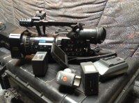 Caméra AG-DVX100B Panasonic