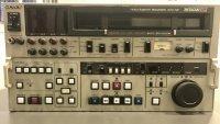 Magnétoscope Betacam SP BVW-70P + cassettes