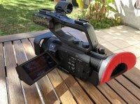 Caméra SONY PXW-Z90 avec grand-angle Sony X0.8