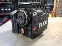 Pack Camera RED EPIC DRAGON 6k