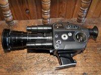 Beaulieu 4008 ZM4 révisée + Angenieux 6-80 mm f/1,2