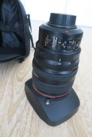 Objectif Canon 6x Zoom XL 3.4-20.4mm L IS