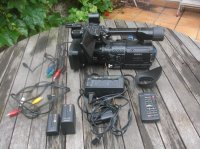 Vends camescope Sony HVR-Z1-E  500 euros