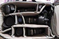Pentax 645Z + 5 optiques avec sac lowepro