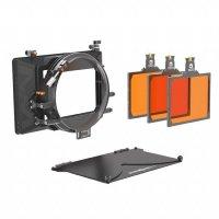 Matte box cinéma Bright Tangerine