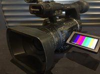 Camescope HD Panasonic AC160