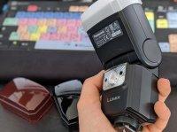Flash Panasonic DMW FL580 LE