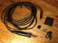 Micro Cravate SANKEN COS-11D PT en prise Jack 3.5.