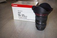 objectif Canon 16-35 F/2.8 L II