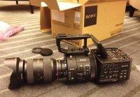 Sony FS700 R 4K RAW