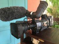 Stop affaire. Caméra HD.