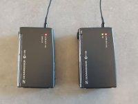 Système émetteur récepteur Sennheiser sans fil Système Evolution Wireless EW 100