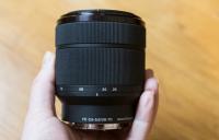 Sony Objectif 28-70 Monture E Plein Format 28-70 mm F3.5-5.6