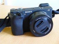 VENDS APPAREIL PHOTO VIDEO SONY A6300
