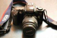 Canon EOS88, EOS 300 et objectif Canon 80-200