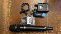 Vends micro HF Sennheiser AVX MKE2 Combo Set