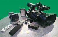 Caméscope professionnel Panasonic AG-AC160AEJ