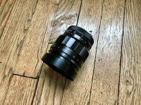 Voigtländer 40mm f/1.2 Nokton Asph Monture Sony FE