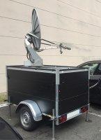 Antenne satellite autopointante KASAT
