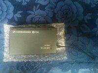émetteur de poche Sennheiser SK500 (plage B = 630-662 MHz)