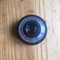Metabones speedbooster  Nikon to G XL 0,64x vers micro 4/3