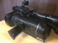 Caméra P2 Panasonic AG HPX 250