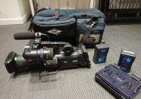 Caméscope JVC GY HM750 E en excellent état