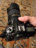 Appareil photo Nikon + accessoires