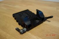 Wooden camera Easy riser + braket 15mm + Top riser - Epic- X or Scarlet DSMC1