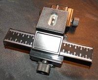 Rail de precision macro
