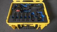 DJI OSMO+ 4K + 4 batteries + valise !!!