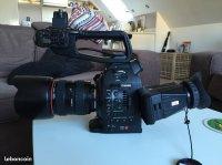 Canon C100 + série L 24-105 f4