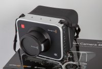 Blackmagic Cinema Camera 4K EF + Accessoires