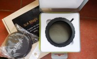 SLR Magic 62mm 0.4-1.8 Variable ND Filter - Mark II
