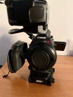 Camera Canon C100