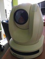 Tourelle datavideo PTC-150 blanche avec pupitre RMC-180