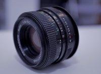 Objectif M42 PENTACON 50mm 1.8