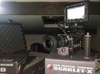 Caméra RED Scarlet 4K RAW