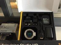 Micro cinéma caméra (Black Magic)