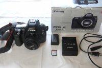 Appareil photo numérique Canon EOS 5D Mark IV + objectif EF 50mm f/1.8 STM + Carte SD 64 GB