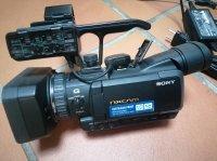 SONY HDR NX70E