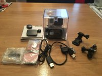 GoPro HERO 3+ black édition kit complet