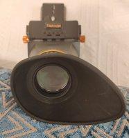 TARION TR-V2 Viseur optique LCD 2,5x universel