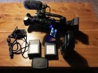 caméra GY-HM 700 Pro HD